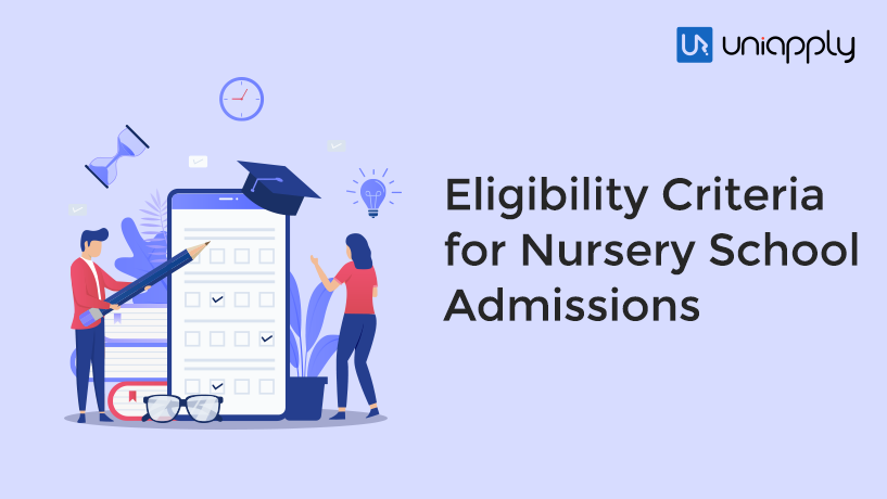 Eligibility Criteria Nursery