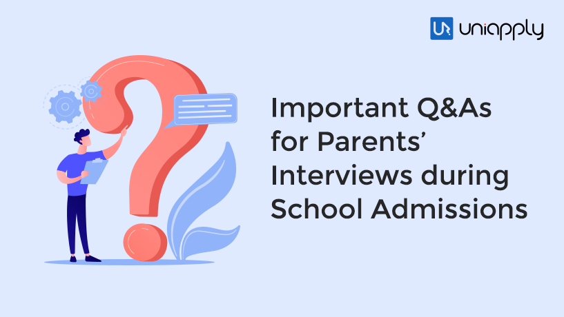 Important Q&As for Parents