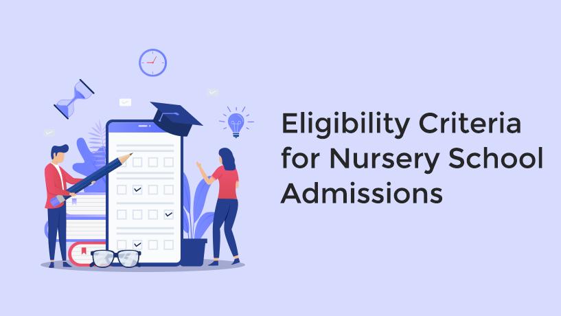 Delhi School Admission Eligibility Criteria