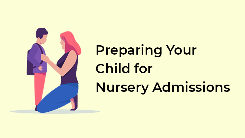 Nursery Admissions Interview Questions and Answers for Child