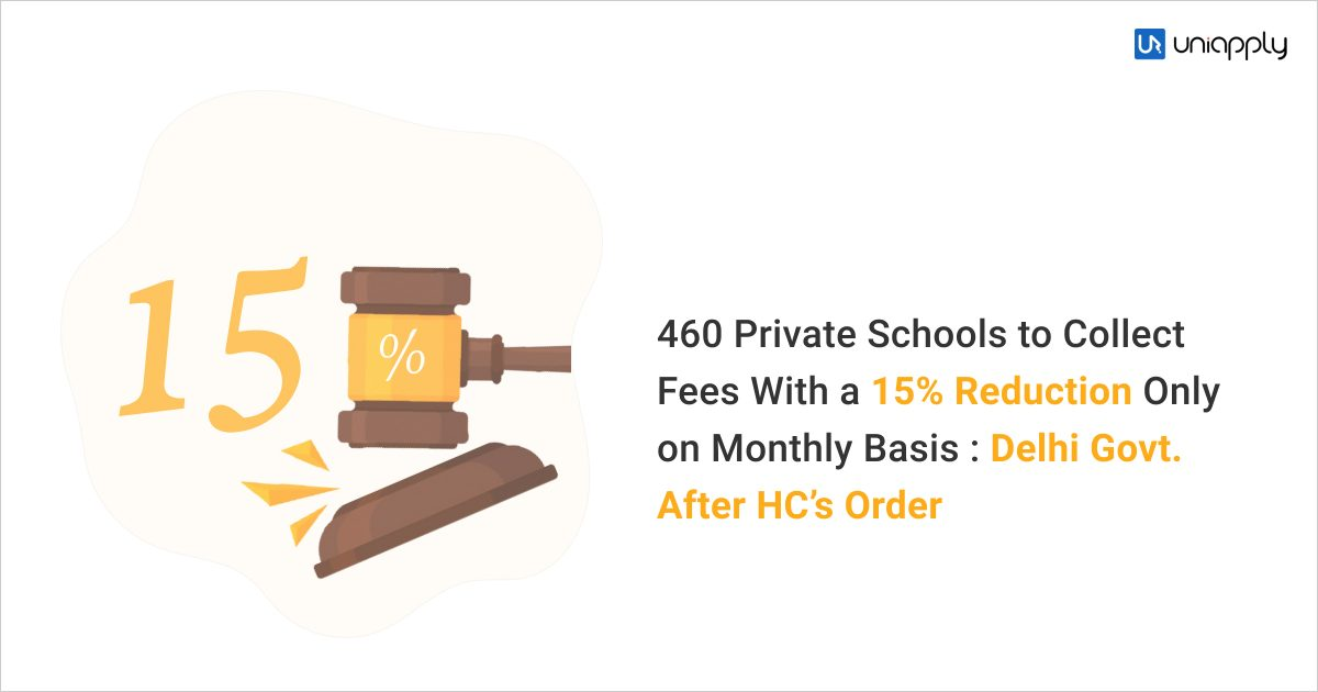 460 Pvt Schools to Collect Fees With a 15% Reduction